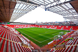 A general view inside the Aesseal New York Stadium, home to Rotherham United - Mandatory by-line: Ryan Crockett/JMP - 02/03/2019 - FOOTBALL - Aesseal New York Stadium - Rotherham, England - Rotherham United v Blackburn - Sky Bet Championship