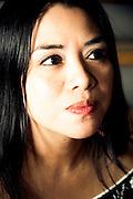 Mikeas Sanchez es una poeta zoque, de Chapultenango, Chiapas.