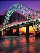 Runcorn & Widnes Bridge, Cheshire