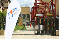 Mannheim. 28.07.17   Neue Stammzell-Transplantationseinheit<br /> &bdquo;Das Universitätsklinikum Mannheim ist ein überregional bedeutendes Zentrum für schwere Blutkrebs-Erkrankungen&ldquo;, betonte Oberbürgermeister Dr. Peter Kurz, der auch Aufsichtsratsvorsitzender<br /> des Klinikums ist. &bdquo;Mit der neuen Station und der angeschlossenen Ambulanz profitieren jetzt noch mehr Patienten aus Mannheim, der Metropolregion Rhein-Neckar und weit darüber hinaus von der speziellen Expertise und der lebensrettenden Behandlung.&ldquo;<br /> <br /> <br /> BILD- ID 0524  <br /> Bild: Markus Prosswitz 28JUL17 / masterpress (Bild ist honorarpflichtig - No Model Release!)