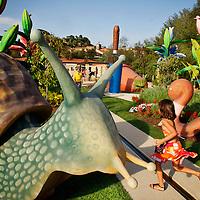 Allariz Garden.<br /> Ourense, Spain.