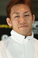 """A portrait of mixed martial arts athlete Yushin """"Thunder"""" Okami"""