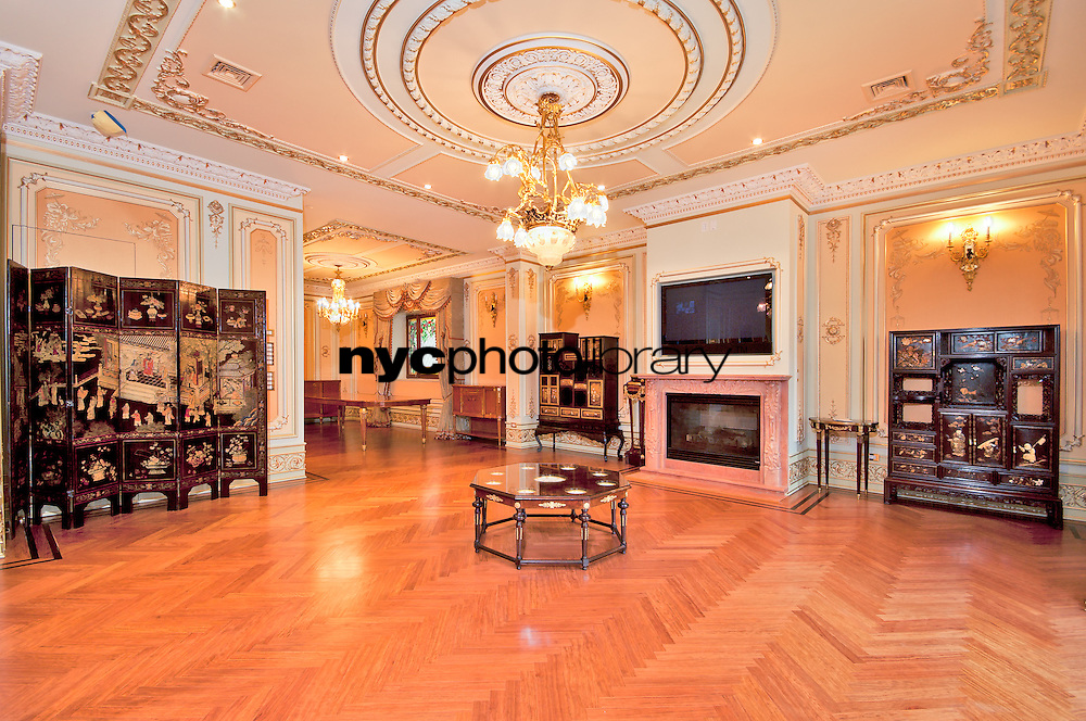 Living Room at 232 East 63rd Street