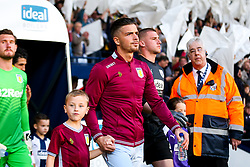 Jack Grealish of Aston Villa walks out - Rogan/JMP - 14/05/2019 - The Hawthornes - West Bromwich, England - West Bromwich Albion v Aston Villa - Sky Bet Championship Play-Off Semi Final Leg 2.