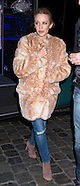 Exclusive! Kylie Minogue Wears Fur