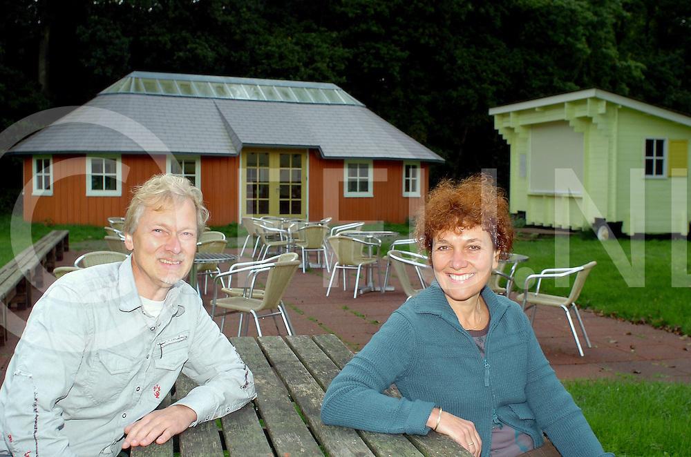 061004 beerze ned<br /> Familie de Roos op camping De Roos in Beerze.<br /> Verhaal voor de serie Greenwish.<br /> fotografie frank uijlenbroek&copy;2006 michiel van de velde