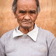 Durgalal Shrestha, Pashupati Briddhashram (Old Age Home), Pashupatinath, Nepal