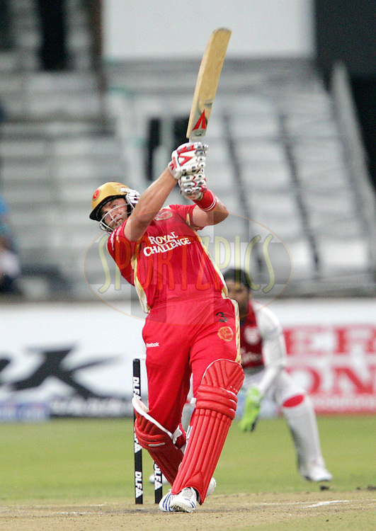 DURBAN, SOUTH AFRICA - 24 April 2009. Jacques Kallis during the IPL Season 2 match between the Royal Challengers Bangalore and the Kings X1 Punjab held at Sahara Stadium Kingsmead, Durban, South Africa..