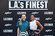 061019 'L.A.'s Finest' AXN TV Series Madrid photocall