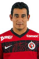 "Mexico League - BBVA Bancomer MX 2014-2015 -<br /> Xolos - Club Tijuana / Mexico - <br /> Alfredo David Moreno "" Alfredo Moreno """