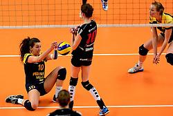 16-02-2013 VOLLEYBAL: CUP FINAL4 EUROSPED - VC PEELPUSH: ZWOLLE<br /> Marloes Vermeulen<br /> ©2013-WWW.FOTOHOOGENDOORN.NL