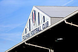 General View - Rogan/JMP - 07/12/2019 - Craven Cottage - London, England - Fulham v Bristol City - Sky Bet Championship.