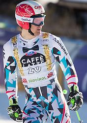 18.12.2016, Grand Risa, La Villa, ITA, FIS Ski Weltcup, Alta Badia, Riesenslalom, Herren, 2. Lauf, im Bild Roland Leitinger (AUT) // Roland Leitinger of Austria reacts after his 2nd run of men's Giant Slalom of FIS ski alpine world cup at the Grand Risa race Course in La Villa, Italy on 2016/12/18. EXPA Pictures © 2016, PhotoCredit: EXPA/ Johann Groder
