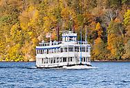 Becky Thatcher on Foliage Cruise