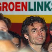 Start verkiezingscampagne GroenLinks, Paul Rosenmöller