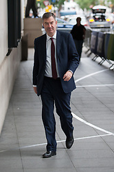 David Gauke, Member of Parliament for South West Hertfordshire, Lord Chancellor and Secretary of State for Justice arrives at the BBC for the Andrew Marr show. <br /> <br /> Richard Hancox | EEm 07072019
