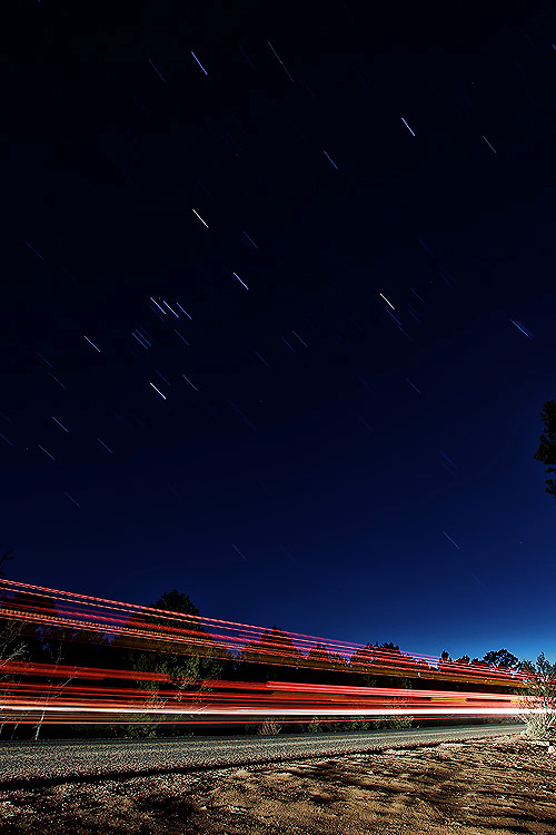 Night Photography<br /> Grand Canyon