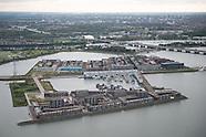 Luchtfoto's IJburg