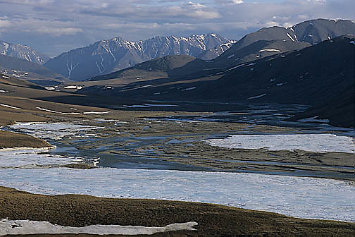 Arctic National Wildlife Refuge in Alaska.