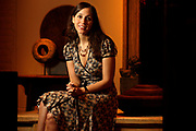 "Manhattan, New York, USA, 20090128:   Hilary Black, editor of the essay collection ""The Secret Currency of Love"".<br /> <br /> Photo: Orjan F. Ellingvag/ Dagens Naringsliv"
