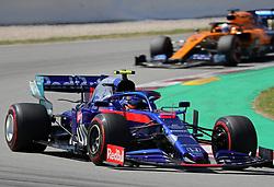 May 12, 2019 - Barcelona, Catalonia, Spain - Toro Rosso of Alexander Albon during the GP Spain Formula 1, on 12th May 2019, Barcelona, Spain. (Credit Image: © Joan Valls/NurPhoto via ZUMA Press)