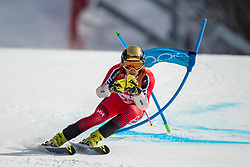 18-02-2018 KOR: Olympic Games day 9, Pyeongchang<br /> Alpine Skiing Men's Giant Slalom at Yongpyong Alpine Centre / Erik Read of Canada