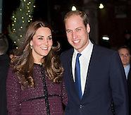 KATE & Prince William Arrive In New York
