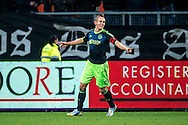 Onderwerp/Subject: Eredivisie<br /> Reklame:  <br /> Club/Team/Country: <br /> Seizoen/Season: 2012/2013<br /> FOTO/PHOTO: Siem DE JONG of Ajax celebrating his goal ( 0 - 1 ). (Photo by PICS UNITED)<br /> <br /> Trefwoorden/Keywords: <br /> #02 $94 ±1342782825903<br /> Photo- & Copyrights © PICS UNITED <br /> P.O. Box 7164 - 5605 BE  EINDHOVEN (THE NETHERLANDS) <br /> Phone +31 (0)40 296 28 00 <br /> Fax +31 (0) 40 248 47 43 <br /> http://www.pics-united.com <br /> e-mail : sales@pics-united.com (If you would like to raise any issues regarding any aspects of products / service of PICS UNITED) or <br /> e-mail : sales@pics-united.com   <br /> <br /> ATTENTIE: <br /> Publicatie ook bij aanbieding door derden is slechts toegestaan na verkregen toestemming van Pics United. <br /> VOLLEDIGE NAAMSVERMELDING IS VERPLICHT! (© PICS UNITED/Naam Fotograaf, zie veld 4 van de bestandsinfo 'credits') <br /> ATTENTION:  <br /> © Pics United. Reproduction/publication of this photo by any parties is only permitted after authorisation is sought and obtained from  PICS UNITED- THE NETHERLANDS