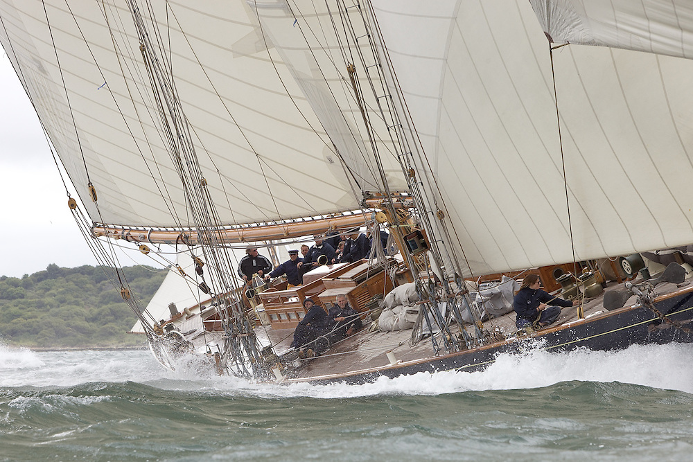 ENGLAND, Cowes, 7th July 2010, Westward Cup, Mariette.