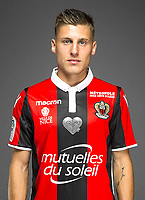 Remi Walter during a photoshoot of Nice on 3rd September 2017<br /> Photo : OGC Nice / Icon Sport