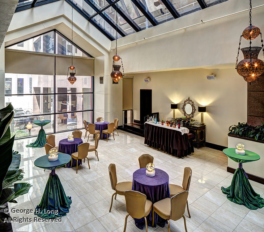 InterContinental New Orleans Hotel meeting space