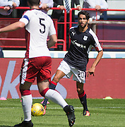 Dundee&rsquo;s Faissal El Bakhtaoui - Dundee v Rangers, Ladbrokes Scottish Premiership at Dens Park<br /> <br />  - &copy; David Young - www.davidyoungphoto.co.uk - email: davidyoungphoto@gmail.com