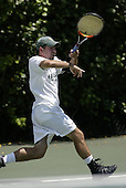 2002 Hurricanes Men's Tennis