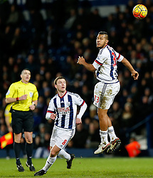 - Mandatory byline: Rogan Thomson/JMP - 02/02/2016 - FOOTBALL - The Hawthornes - West Bromwich, England - West Bromwich Albion v Swansea City - Barclays Premier League.