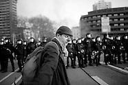 Frankfurt 'Blockupy' protest