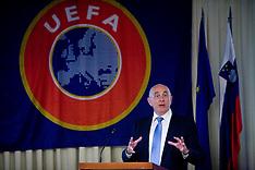 20090507 SLO: General Assembly 2009 of Slovenian football federation, Kranj