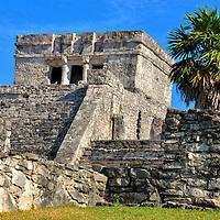 Tulum - Mayan Ruins & Pueblo
