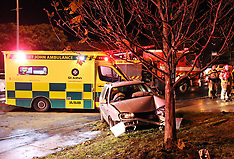 Auckland-Fatal accident Great North Road, Glen Eden