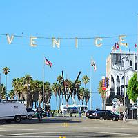 Venice California. Aug 21, 2012.
