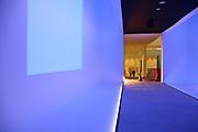 Mannheim. 08.11.17 | Zum Neubau Kunsthalle<br /> Innenstadt. Kunsthalle. Pressegespräch zum Neubau der Neuen Kunsthalle. Die Eröffnung der Neuen Kunsthalle im Dezember nur mit Skulpturen - keine Gemälde wegen technischen Verzögerungen.<br /> <br /> <br /> <br /> <br /> BILD- ID 01552 |<br /> Bild: Markus Prosswitz 08NOV17 / masterpress (Bild ist honorarpflichtig - No Model Release!)