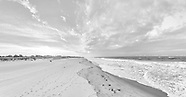 Hamptons Beaches Panorama