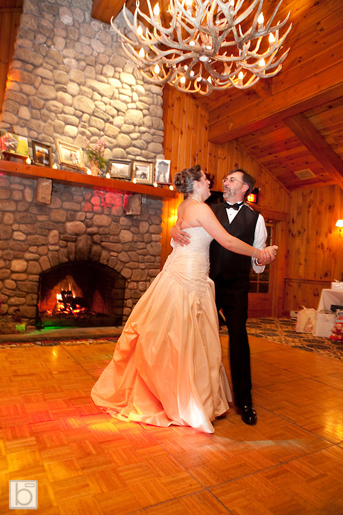 Sat, October 23, 2010; Wedding Celebration of Ashley Domm and Kevin Gibbons in Lake Placid, N.Y...(Photo/Todd Bissonette - http://www.rtbphoto.com