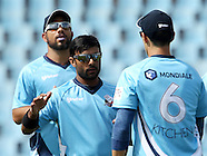 CLT20 - Qualifier 3 - Auckland Aces v Hampshire
