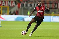 Milano 20.09.2016 - Serie A 2016-17 - 5a giornata - Milan-Lazio - Nella foto: Mbaye Niang - Milan