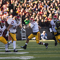 USC v Oregon 2nd Half