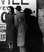 Couple in Peckham, 1936