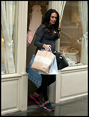 MAR 03 2014 Exclusive  Ecclestone Baby shopping  London