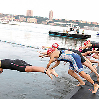 2015 Panasonic NYC Triathlon