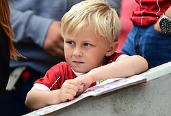 A young Bristol City fan waits patiently for autographs  - Mandatory by-line: Joe Meredith/JMP - 19/08/2017 - FOOTBALL - Ashton Gate Stadium - Bristol, England - Bristol City v Millwall - Sky Bet Championship