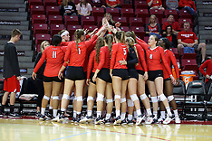 20171007 Valparaiso at Illinois State Volleyball photos